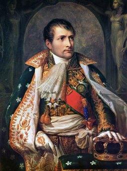 เทพเจ้าแห่งสงครามฝรั่งเศสนโปเลียนโบนาปาร์ต