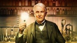 นักประดิษฐ์ชาวอเมริกันโทมัสเอดิสัน