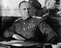 รูปภาพ จอมพลโซเวียต Georgi Konstantinovich Zhukov