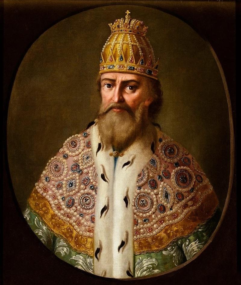 Ivan IV Vasilyevich (รูปภาพที่ 1)