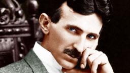 รูปภาพ นักวิทยาศาสตร์บ้า Nikola Tesla