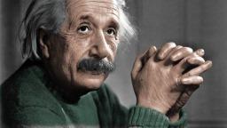 นักฟิสิกส์ Albert Einstein